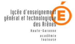 Lycée des Arènes