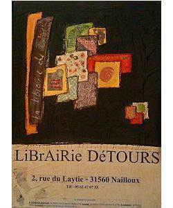 Librairie Détours, Nailloux